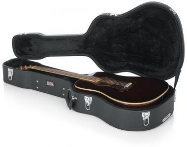 Gator GW-DREAD Deluxe fa keménytok dreadnught fazonú akusztikus gitárhoz