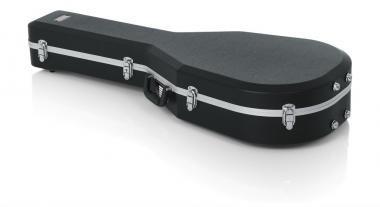 Gator GC-GSMINI Deluxe öntött műanyag keménytok Taylor GS Mini akusztikus gitárhoz