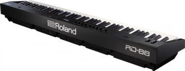 Roland RD-88 88 billentyűs színpadi zongora PHA-4 billentyűzet