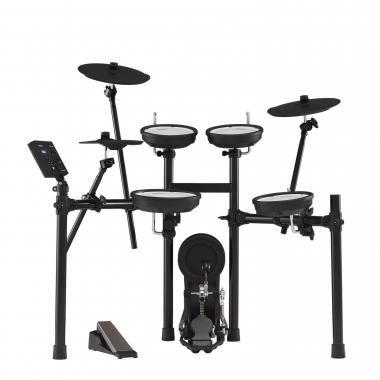 Roland TD-07KV KIT V-Drums elektromos dobszett, belépő szintű, hálóbőrös
