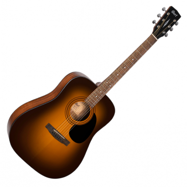 Cort Co-AD810-SSB akusztikus gitár, sunburst