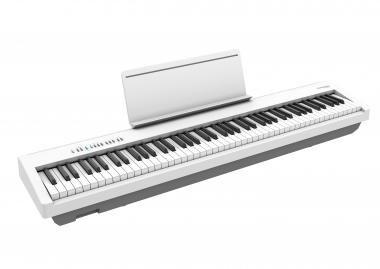 Roland FP-30X-WH digitális zongora 2 hangszórós,128 hang polifónia - állvány nélkül - fehér