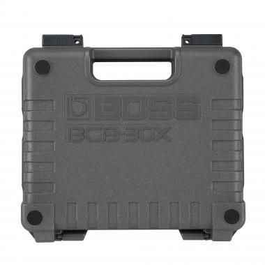 BOSS BCB-30X Pedal Board, műanyag, 3db pedálhoz