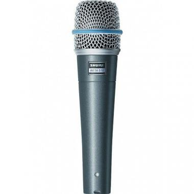 SHURE BETA 57A Dinamikus hangszermikrofon
