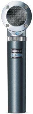 SHURE BETA 181/S Hangszermikrofon, kondenzátor, szuperkardioid (cserélhető kapszula)