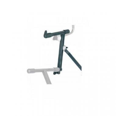 PROEL EL450 Keyboard kiegészítő állvány X állványokhoz, antracit szürke, m: 300 mm, mé: 330 mm, max: