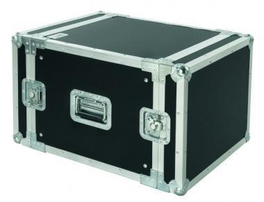 PROEL CR208BLKM Rack doboz 8U, mé: 450 mm, 19