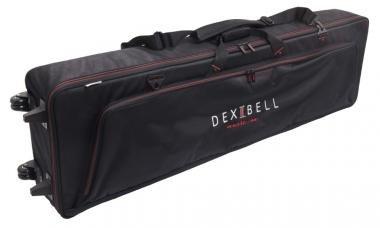 DEXIBELL DX BAG88 Vivo S7 és P7 digitális zongora puha tok, gurulós, szövet
