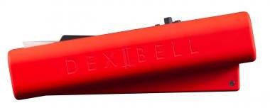 DEXIBELL DX EP2347 Vivo S7/S3 és P7/P3 digitális zongora mindkét oldali oldalpanel, piros