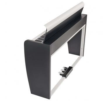 DEXIBELL VIVOH1BK Vivo H1 Home 88 billettyűs digitális zongora, fekete
