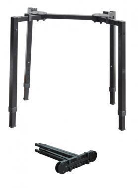 PROEL KP610 Állvány Keyboard, Dj eszköz, fekete, fém, max: 120 kg