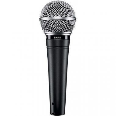 SHURE SM48-LC Dinamikus mikrofon
