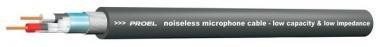 PROEL HPC220 Mikrofonkábel, fekete, Ø 7,00 mm (100m-es bund)
