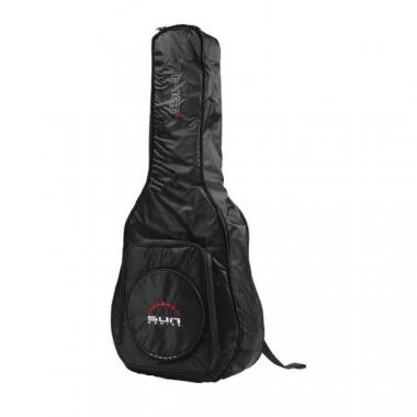 DIE HARD DHSAG akusztikus gitár tok, 20mm vastagság, fekete