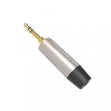 DIE HARD DHJ35SNK ONEHERO 3,5mm sztereó jack dugó, szerelhető, nikkel