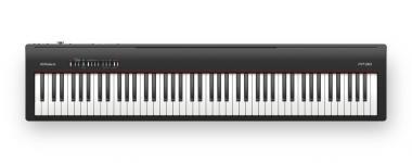 Roland FP-30-BK digitális zongora 2 hangszórós, 128 hang polifónia - állvány nélkül, fekete
