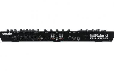 Roland DJ-808 DJ kontroller 4 csatornás keverővel beépített dobgéppel