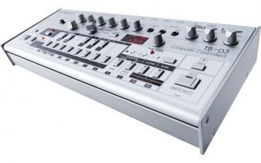 Roland TB-03 Boutique TB-303 basszus szintetizátor