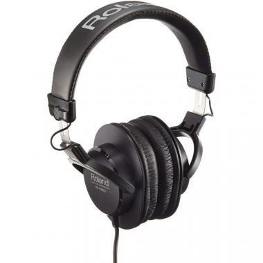 Roland RH-200 sztereó fejhallgató - fekete