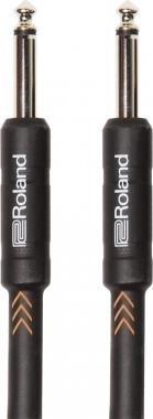 Roland RIC-B10 10ft / 3m jack-jack kábel egyenes-egyenes TR 6,3mm black széria