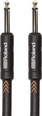 Roland RIC-B15 15ft / 4.5m jack-jack kábel egyenes-egyenes TR 6,3mm black széria