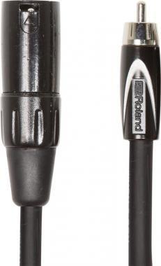 Roland RCC-5-RCXM 5ft / 1.5m Interconnect kábel XLR(PAPA)-RCA kábel