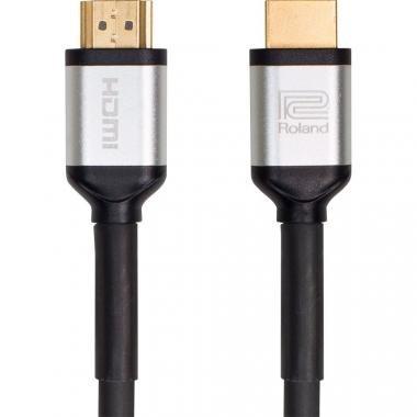 Roland RCC-25-HDMI 25ft / 7.5m HDMI kábel 2.0 18Gbps sávszélesség 3D/4K HD (3840 x 2160 pixels)