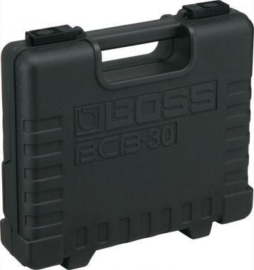 BOSS BCB-30 pedáltartó műanyag 3db pedálhoz