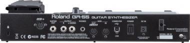 BOSS GR-55S-BK gitárszintetizátor GK pickup nélkül