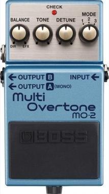 BOSS MO-2 Multi Overtone effekt pedál
