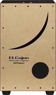 Roland EC-10 elektromos hibrid cajon