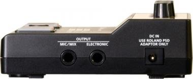Roland EC-10M akusztikus cajon modul csíptetős mikrofonnak