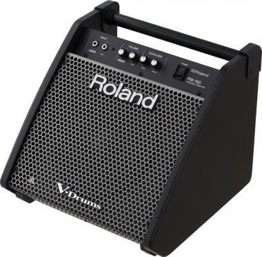 Roland PM-100 dobmonitor aktív hangfal 80W 1X10