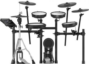 Roland TD-17KVX KIT V-Drums hálóbőrös elektromos dobszett + MDS-COMPACT dobkarám